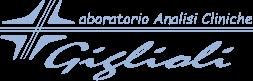 logo laboratorio analisi cliniche Giglioli